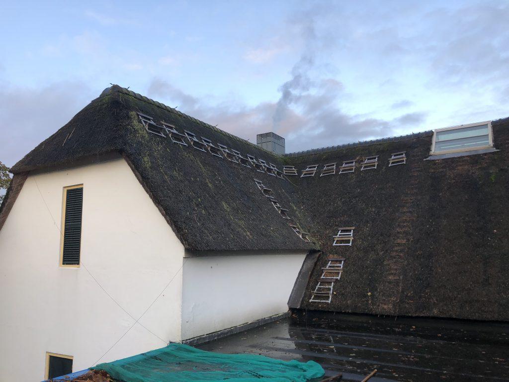 rieten dak onderhoud door RietBehoud